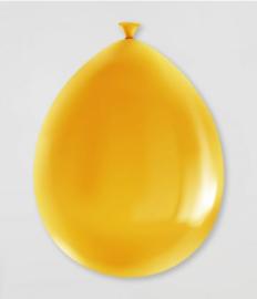Party Ballonnen - Goud metallic
