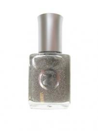 Nagellak Zilver Glitter