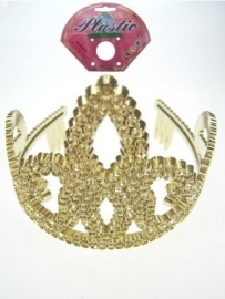 Gouden Tiara kam
