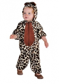 Baby panter overall