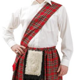 Schots kostuum Kirk
