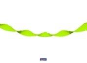 Crepe Guirlande Neon Groen