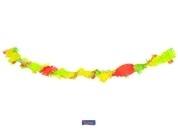 Crepe Guirlande Neon Rainbow