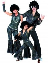 Rock `n roll outfit / Disco Jumpsuit