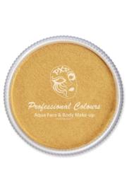 Schmink aqua PXP metallic goud 30gr