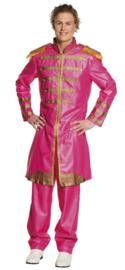 Sergeant pepper kostuum pink
