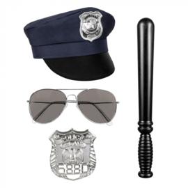 Set Politie    Politie acc.