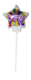Miniballon Congrats