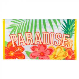 Polyester vlag 'Paradise'