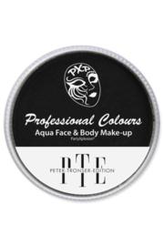 PXP schmink zwart 90gr. Peter Tonser