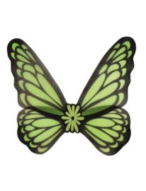 Vleugels vrolijk groen