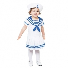 Mini matrozen jurkje
