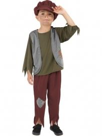 Pietje Bell outfit jongens