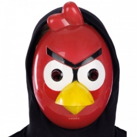 Angry bird masker