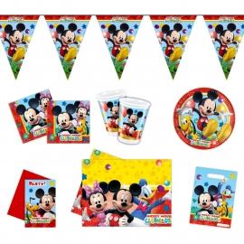 Verjaardagspakket Micky Mouse