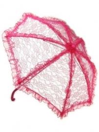 Bydemeyer paraplu deluxe pink