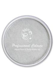Schmink aqua PXP metallic zilver 30gr