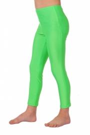 Groene neon legging