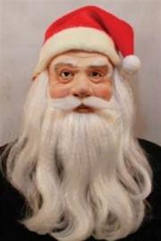Rubber masker Kerstman