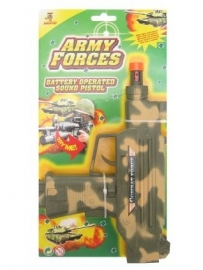 Uzi legergeweer