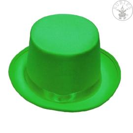 Hoge hoed vilt   Groen