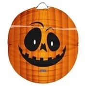 Halloween Lampion bol pompoen