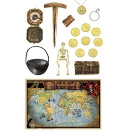 Luxe accessoires piraat