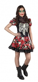 Day of the dead jurkje tieners