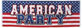 USA Banner stof