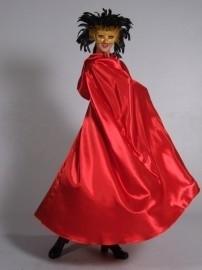Rode cape venetie
