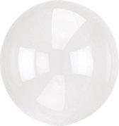 Folieballon Clearz transparant (40cm)