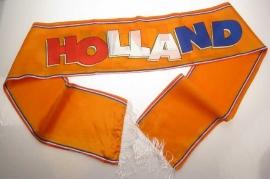 Sjawl / sjaal Oranje Holland