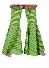 Broek Hippie Color
