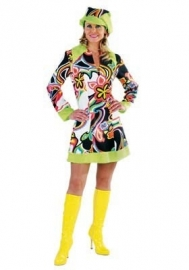 sixties dress / jurk