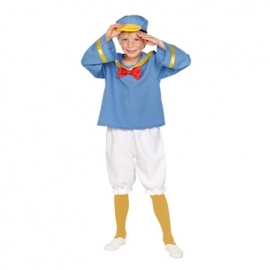 Donald duck outfit