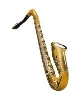 Saxofoon opblaasbaar
