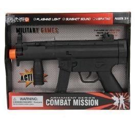 Automatisch handgeweer Uzi