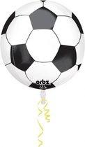 Folieballon voetbal Orbz (40cm)