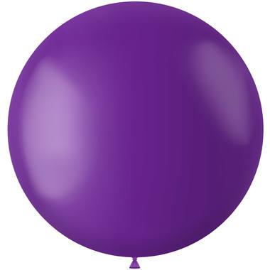 Orchid Purple Mat Ballon