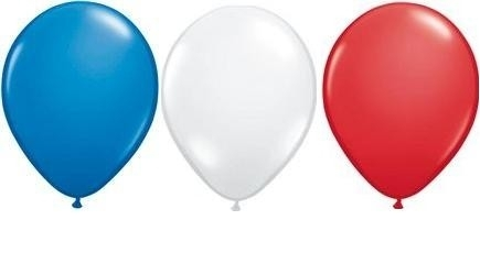 Ballonnen set Nederland