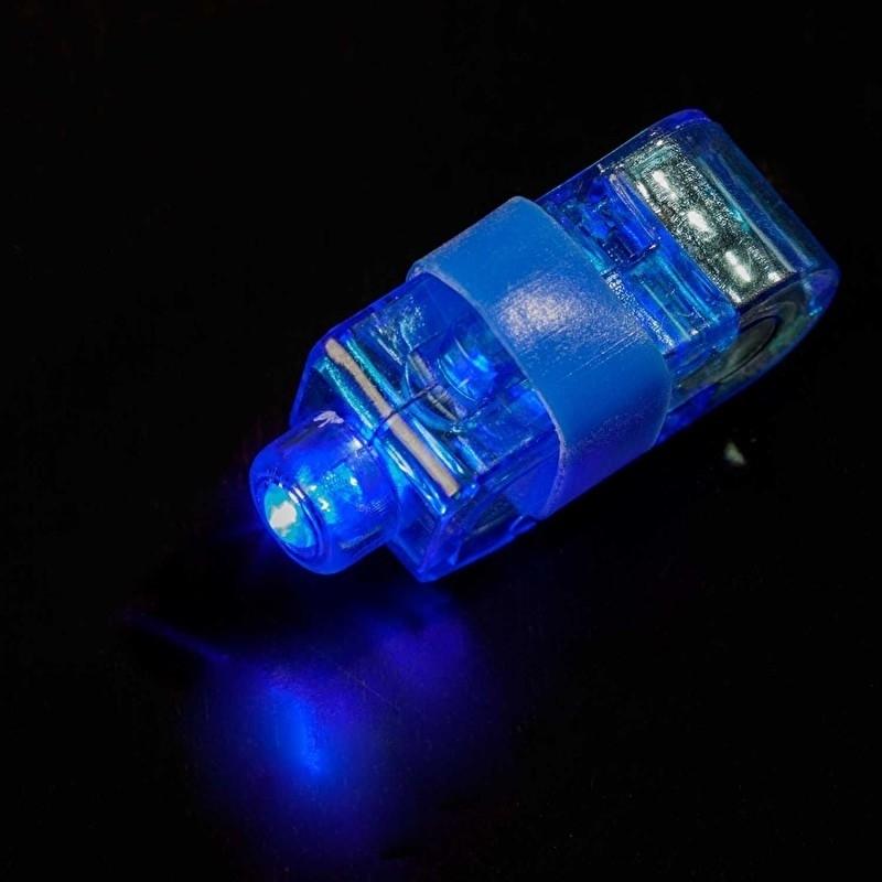 LED ring blauw