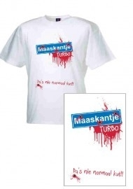 Maaskantje T-shirt Turbo