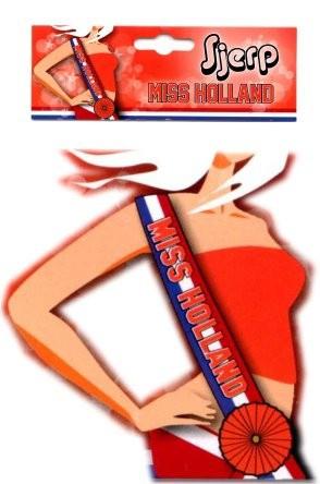 Sjerp Miss Nederland