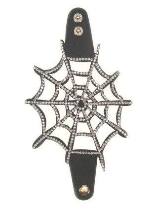 Spinnenweb armband