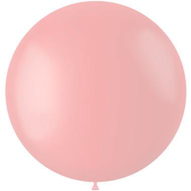 Powder Pink Mat Ballon