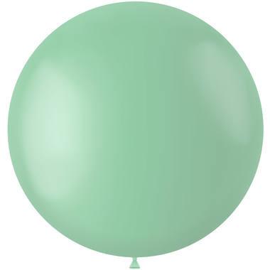 Powder Pistache Mat Ballon