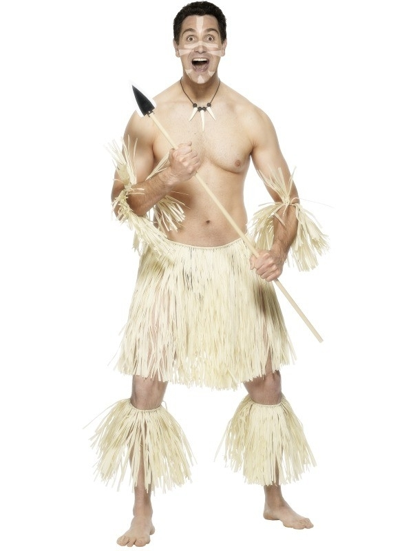 Zulu outfit / Hawai outfit man