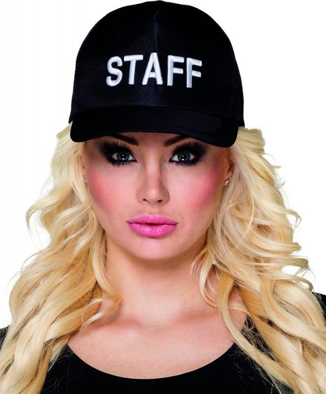 Staff baseball pet
