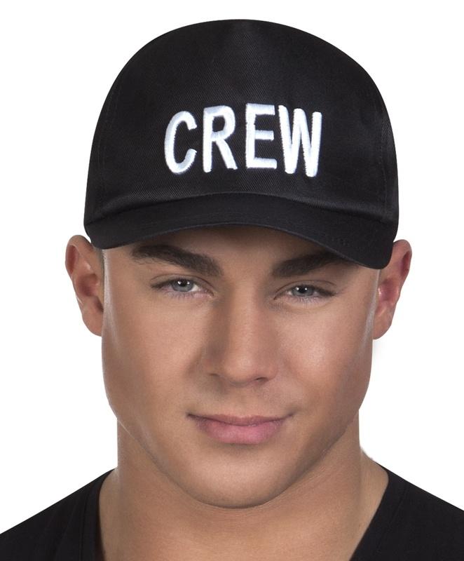 Baseball cap crew