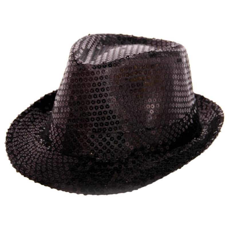 Tribly hoed zwart